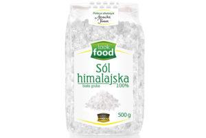 Sól himalajska biała gruboziarnista