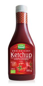 Ekologiczny ketchup z chilli